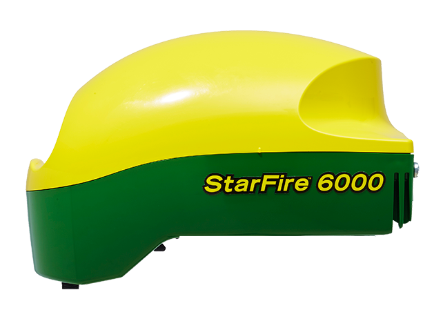 StarFire 6000 Receivers | Agricultural Management Solutions | John ...