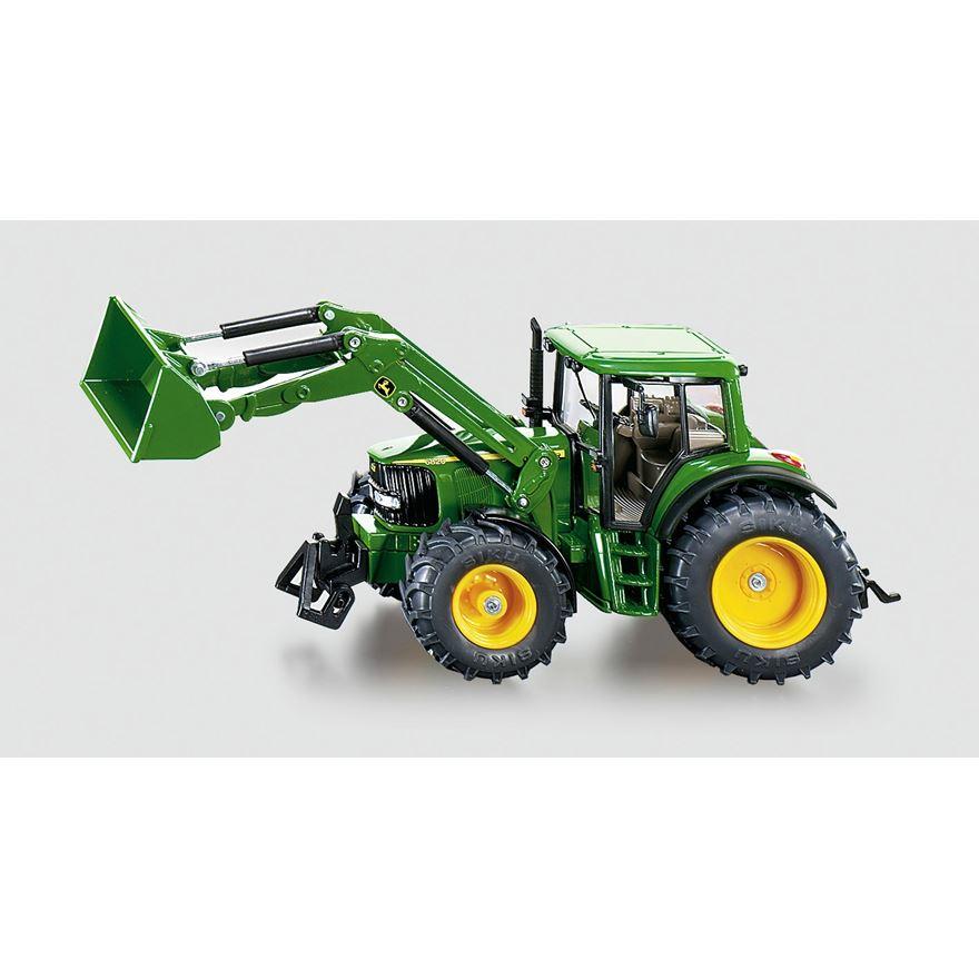 Siku 1:32 Scale John Deere Tractor and Loader - Siku UK