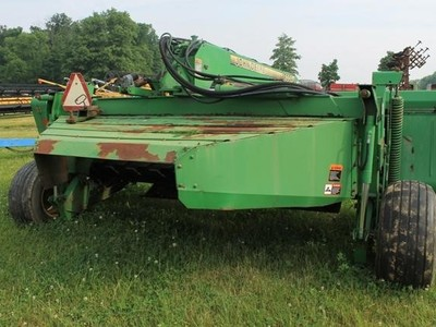John Deere 1600A Pull-Type Windrowers and Swather - Botkins, OH ...