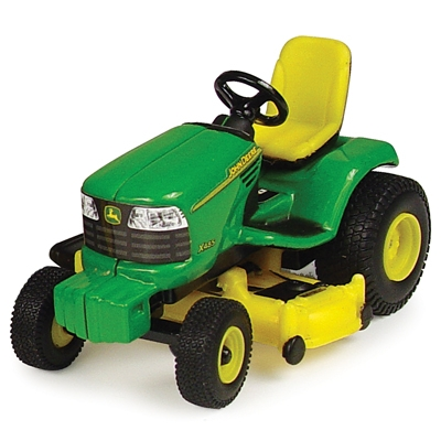 32 Ertl Collect N Play John Deere Lawn Tractor [46237] - $4.99 ...