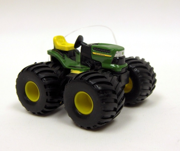 Collect N Play ERTL John Deere Monster treads lawn tractor