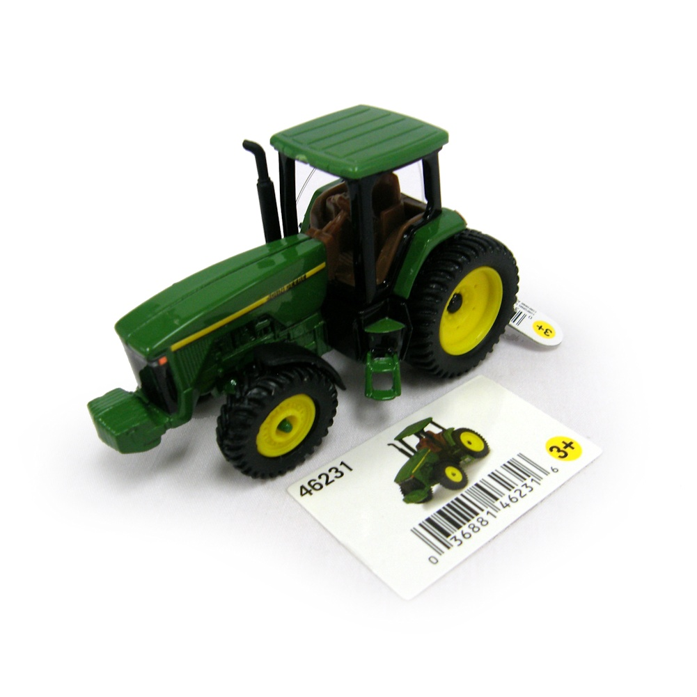 64th John Deere Tractor with Cab and MFD, Collect N Play