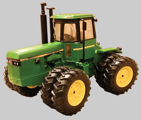 john deere 8650 4 wd official 2016 national farm toy show tractor 1 32 ...