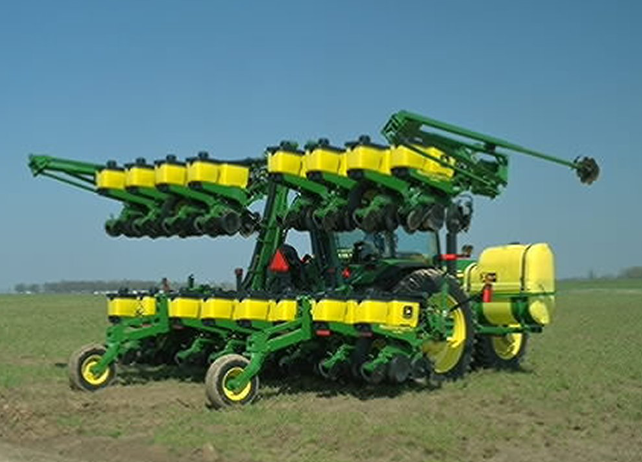 ... Stack-Fold Integral Planters Planters Planting & Seeding JohnDeere.com
