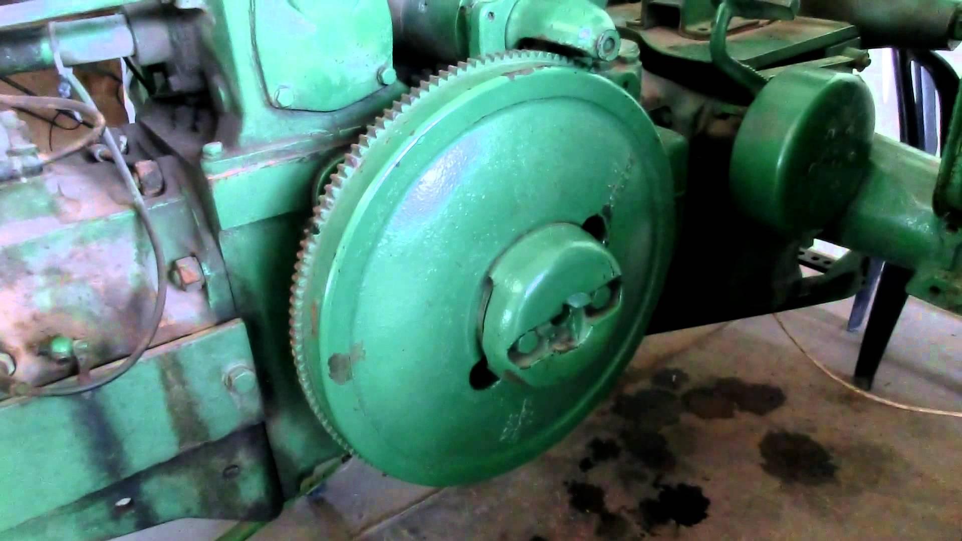 New 24V Starter Motor John Deere 6068 Engine 128000-8304 ...