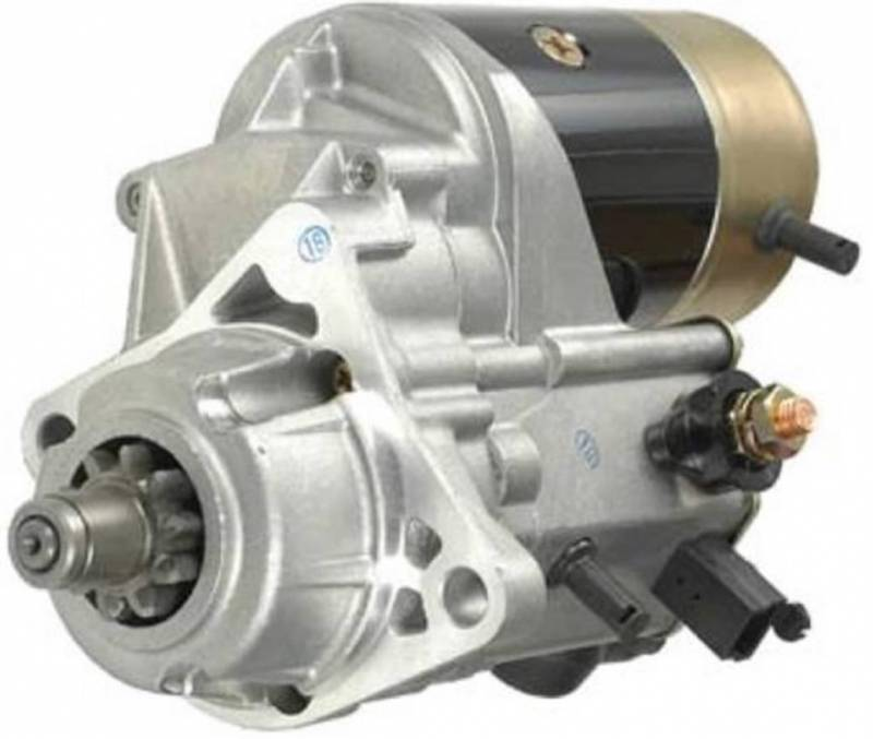 New 24V Starter Motor John Deere 6068 Engine 128000-8304 ...