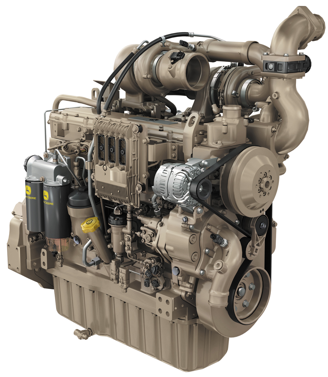 John Deere Industrial Engines Parts Service | Melton Industries