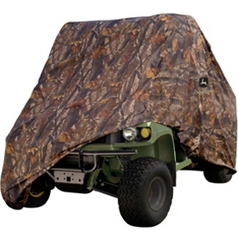 ... Utility Vehicle Accessories Hunting / Camo John Deere Gator Camo Cover