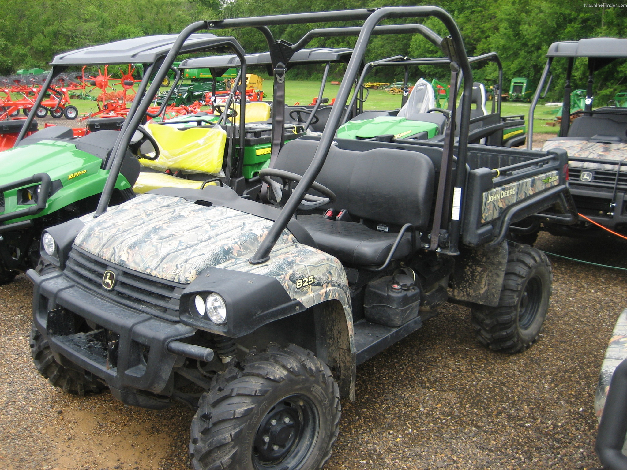 2011 John Deere XUV 825I CAMO ATV's and Gators - John Deere ...
