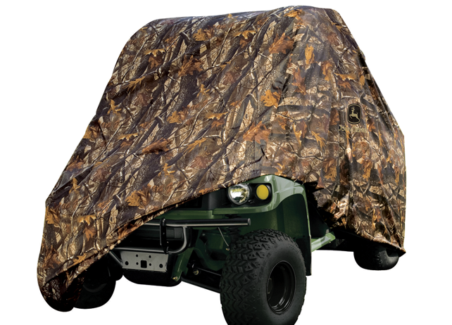 John Deere Vehicle Cover, Cab/ROPS – Camo Protection Gator ...