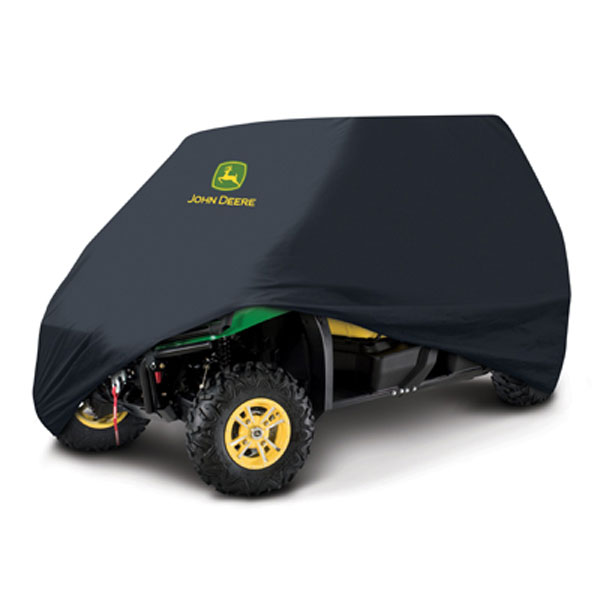 John Deere XUV 550 OPS Camo Vehicle Cover - 4 Passenger - LP37039
