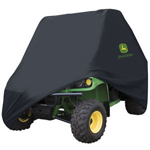 Details about Official JOHN DEERE GATOR Cover For Gators w/OPS or Cab