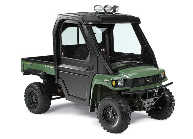 John Deere XUV OPS Poly Cab Cabs, Roofs, Windscreen Gator Utility ...
