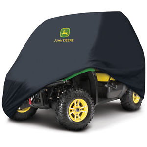 ... > See more John Deere Black XUV 550 Vehicle Cover 2 Passe