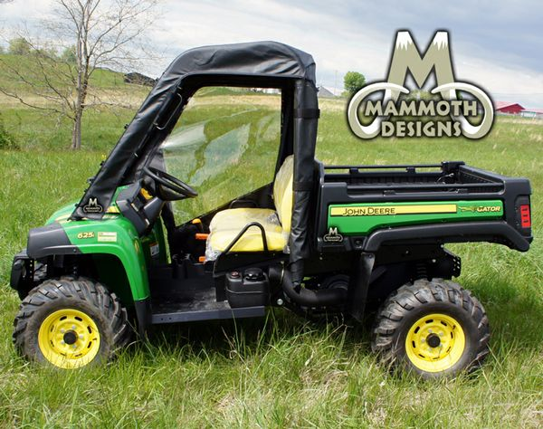 John Deere Gator Full Cab Enclosure Hpx Xuv 620i 850d | Car Interior ...