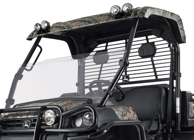 John Deere OPS Poly Roof – Camo for Gator Utility Vehicles on ...