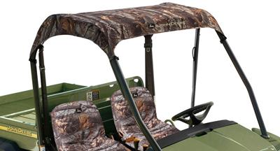 John Deere HPX & XUV Gator OPS Camo Soft Roof LP93123