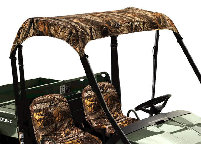 John Deere OPS Soft Roof – Camo for Gator Utility Vehicles from ...