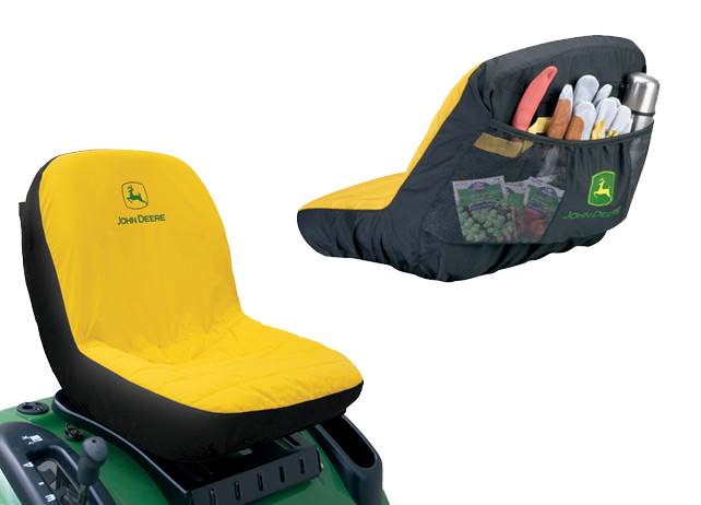 John Deere Riding Mower Seat Cover Tractor Protection & Appearance ...
