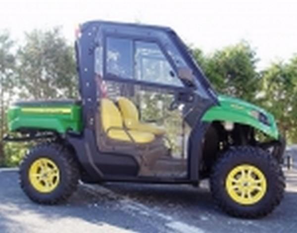 John Deere Gator XUV 550 Full Cab Enclosure - TraderHank
