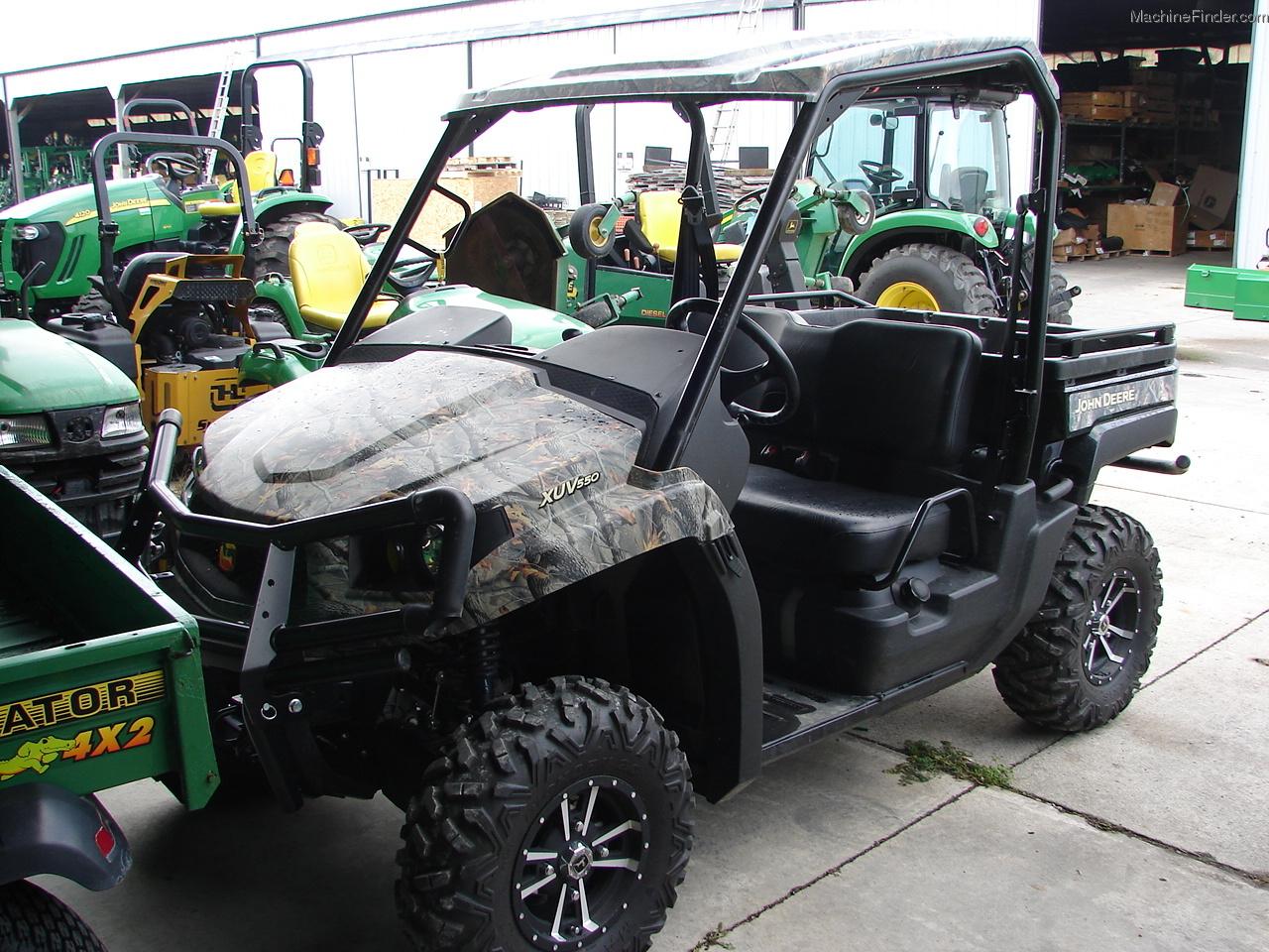 John+Deere+XUV+550+Camo 2013 John Deere XUV 550 CAMO ATV's and Gators ...
