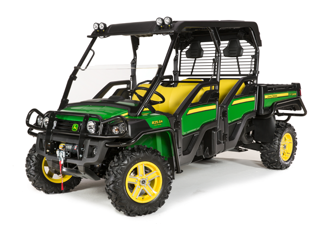 John Deere XUV 825i S4 Crossover Utility Vehicle Gator Utility ...