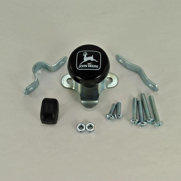 ... Deere Accessories > John Deere Steering Wheel Spinner Knob - 1968 Logo