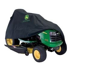 Details about John Deere Riding Mower Deluxe Cover LP93647