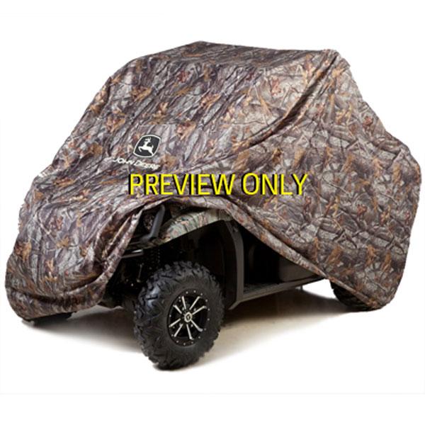 John Deere XUV 550 OPS Camo Transportable Vehicle Cover - 2 Passenger ...