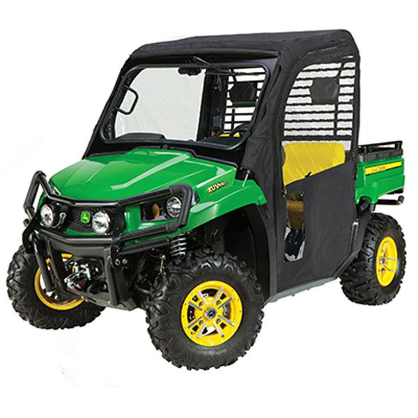 ... XUV 550 Gator > John Deere XUV 550 OPS Soft Cab - 2 Passenger - Black