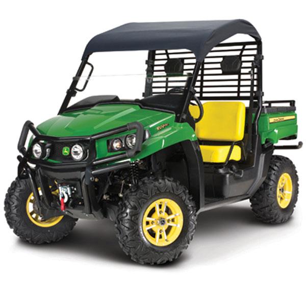 ... XUV 550 Gator > John Deere XUV 550 OPS Soft Roof - 2 Passenger - Black