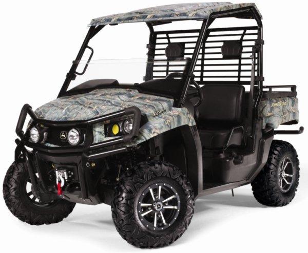 John Deere GatorTM Mid-Duty XUV 550