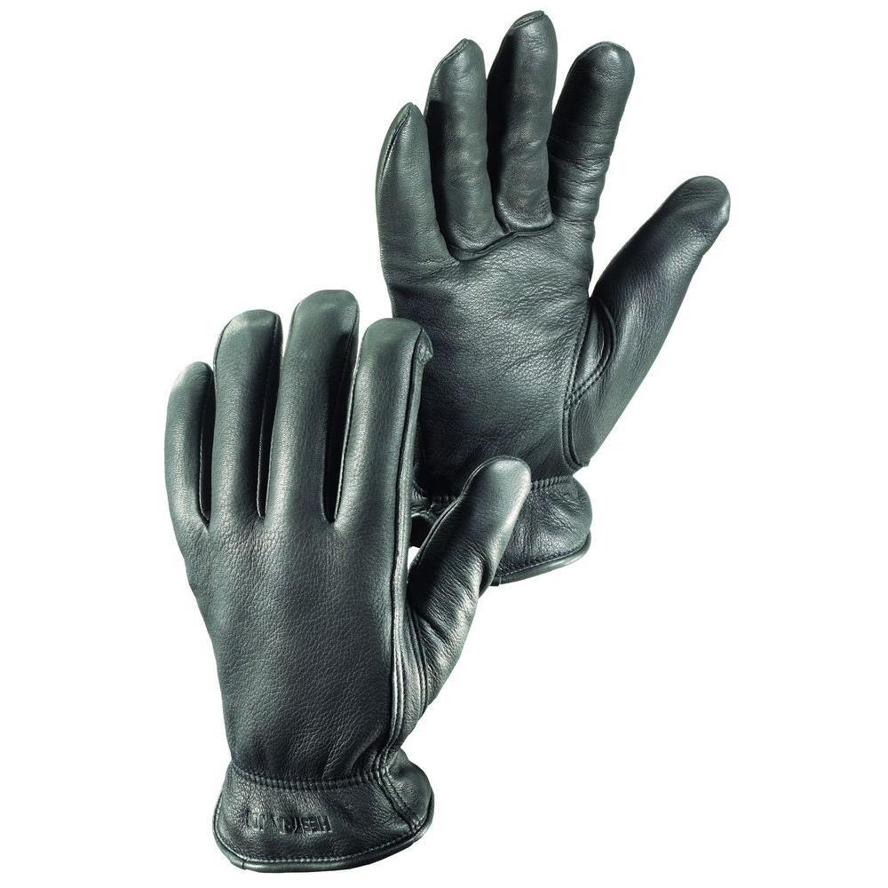 John Deere Grain Cowhide X-Large Driver Gloves-JD00007/XL - The Home