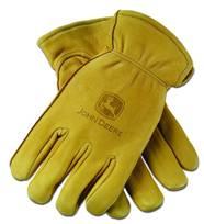 New - Premium Grain Deerskin Gloves 3m Thinsulate Lining Keystone ...