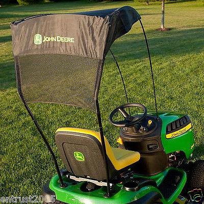 John Deere Bg20260 Sun Canopy For 100 Series Lawn Tractors Sku# 205 ...