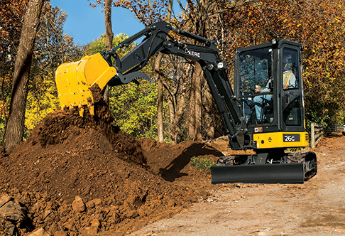 26G Excavator