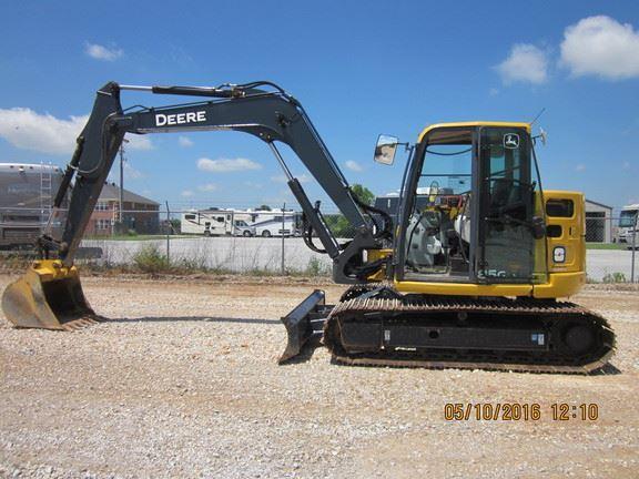 John Deere 85G - Year: 2014 - Crawler excavators - ID: C566E1A1 ...