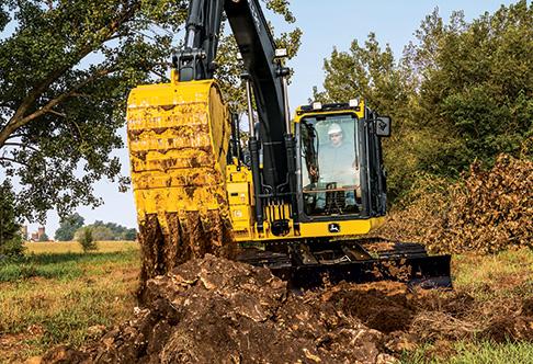 130G Excavator