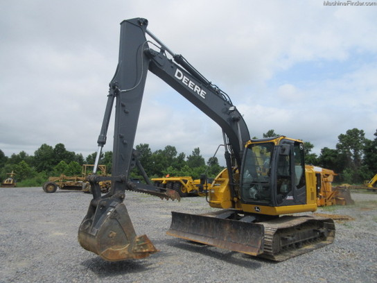 2013 John Deere 135G Excavator For Sale - Portland, OR ...