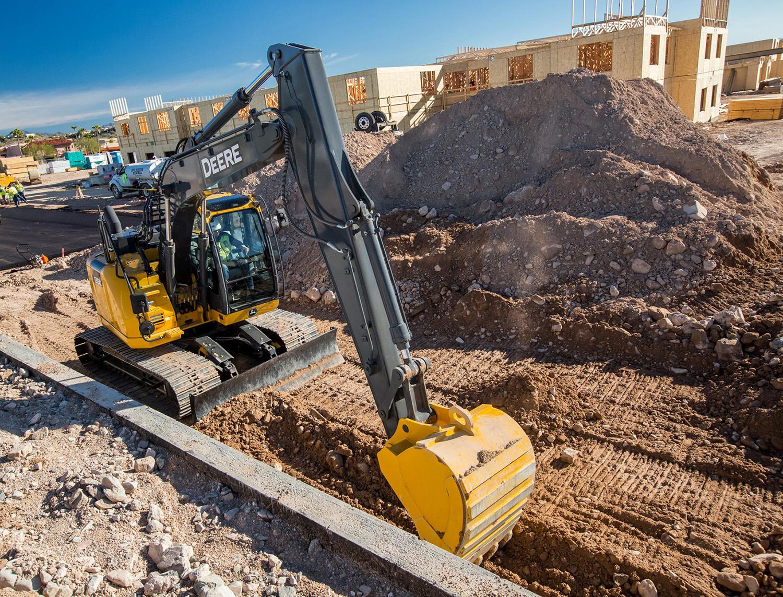 John Deere Updates Excavators | John Deere US
