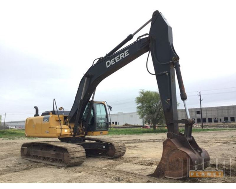 2013 John Deere 250G LC Track Excavator For Sale - Pleasanton, CA ...