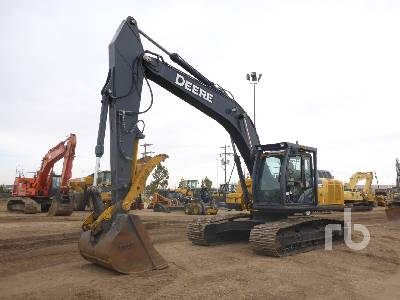 2014 John Deere 250G LC For Sale (4229947) :: Construction Equipment ...