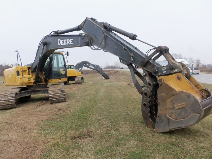 John Deere 350G LC hydraulic excavator | JD construction equipment ...