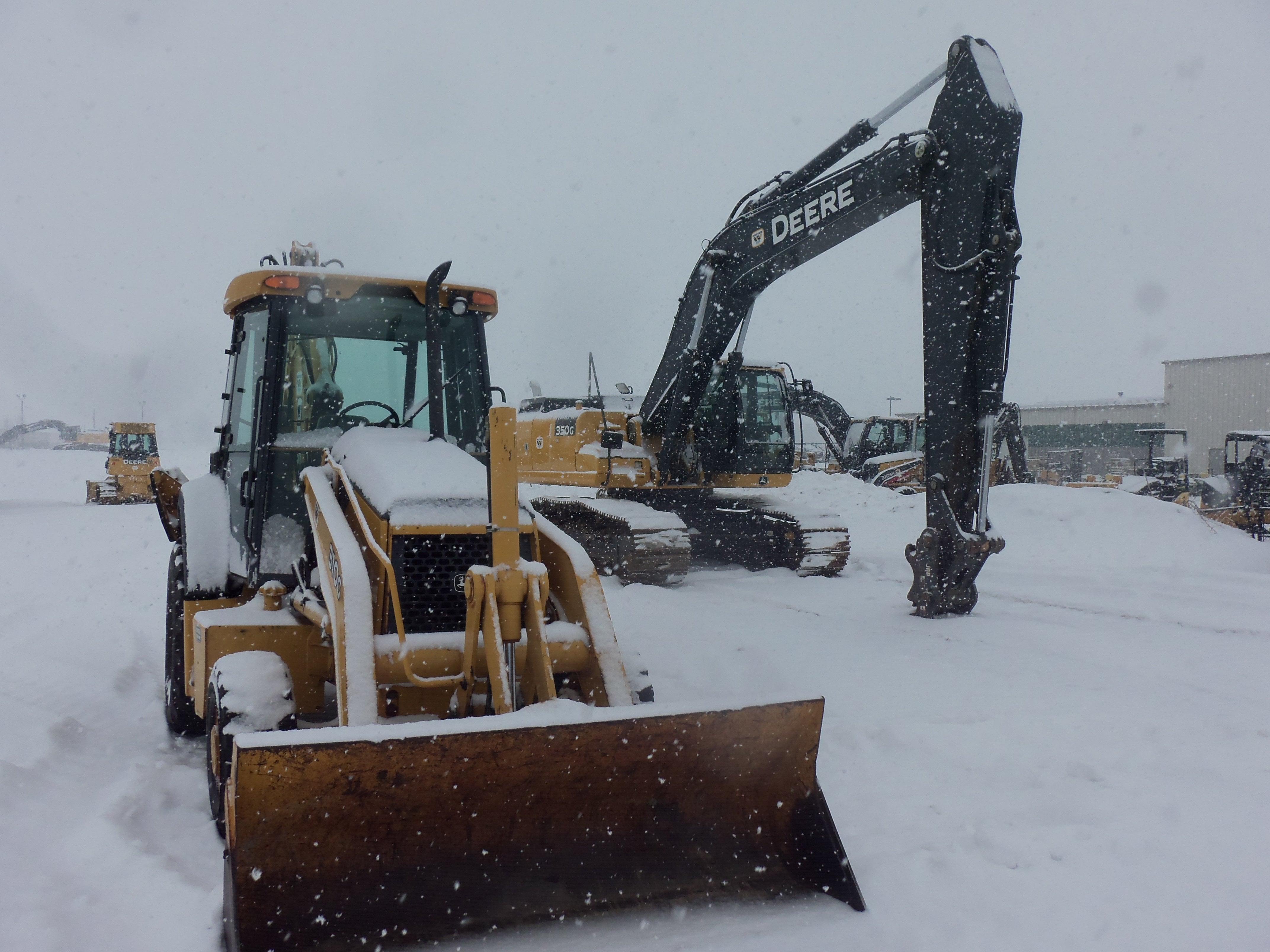 John Deere 310G & 350G LC | JD construction equipment | Pinterest
