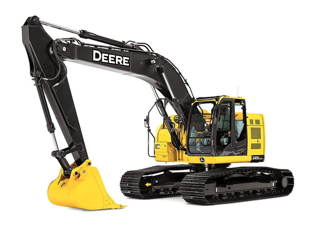 245G LC | Excavator | John Deere US