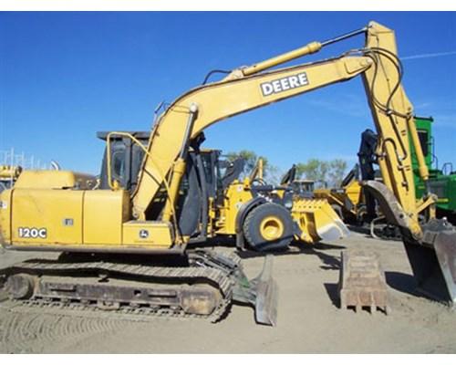 2006 John Deere 120C Excavator For Sale - Regina, SK ...