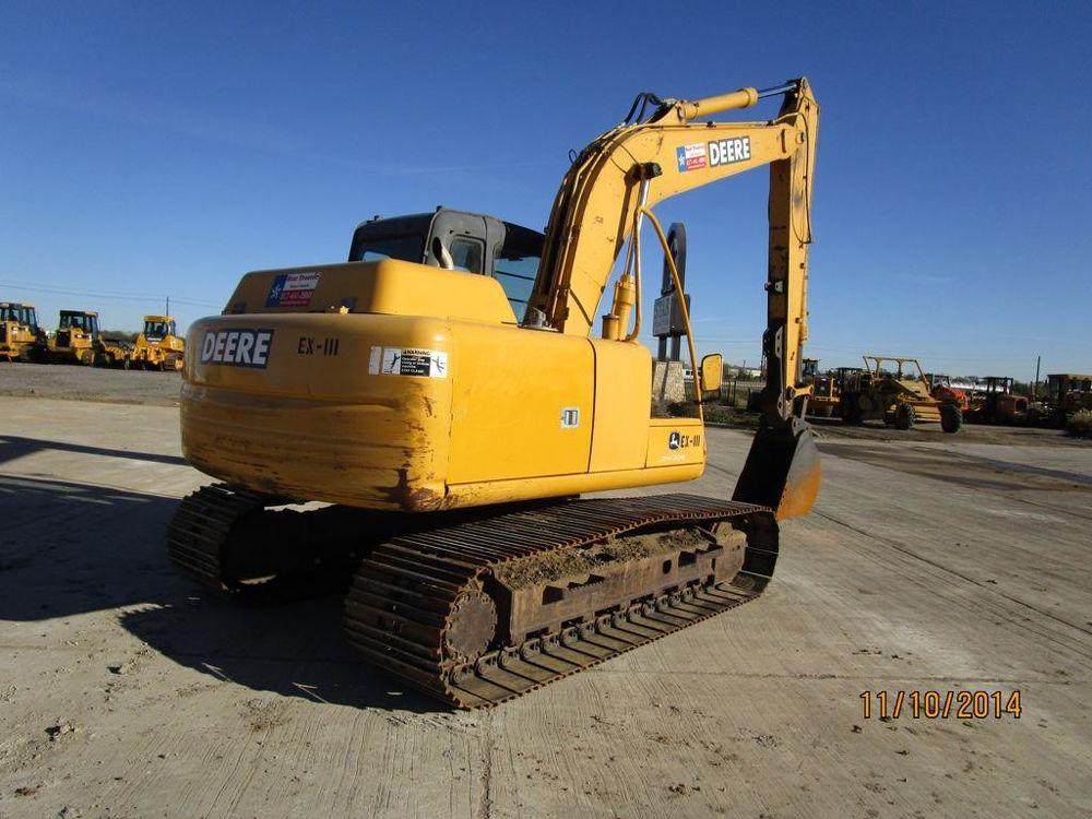2008 John Deere 120C For Sale (4316992) :: Construction ...