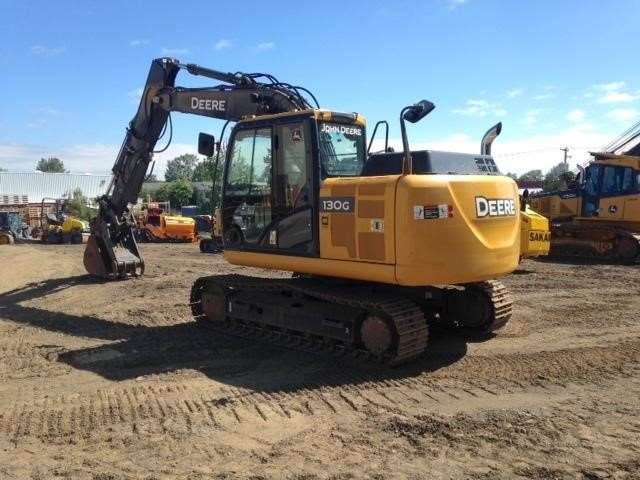 2014 John Deere 130G Crawler Excavator For Sale, 1,716 ...
