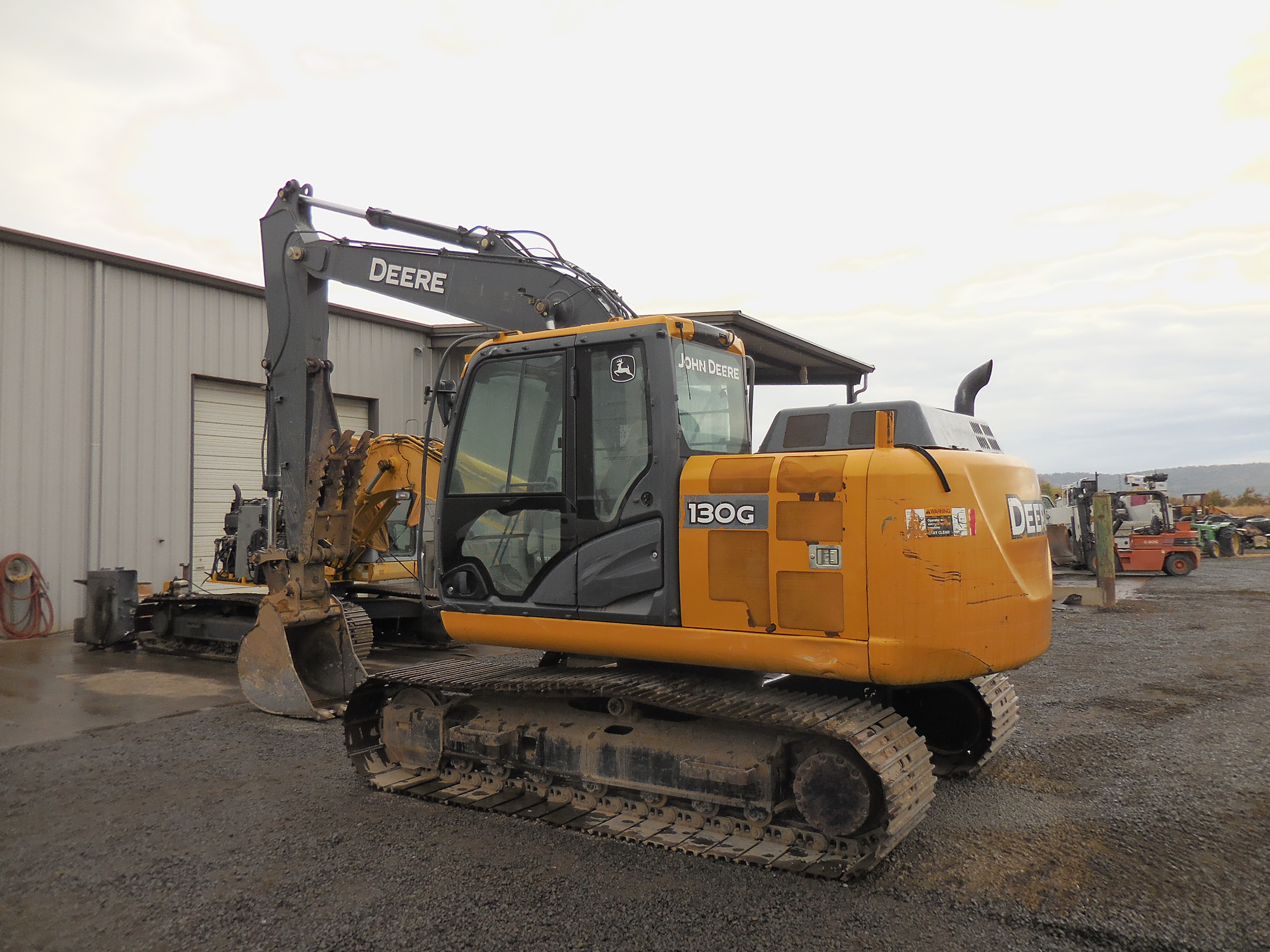 Excavators Archives - Used Construction Equipment And ...
