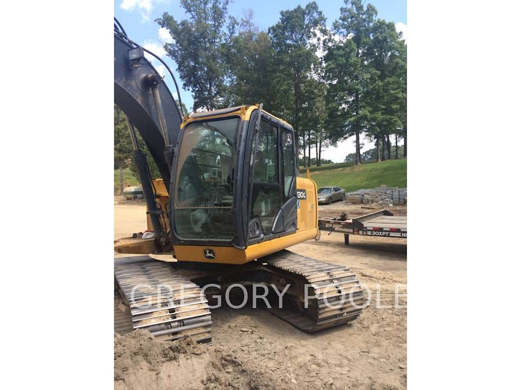 2014 John Deere 130G Crawler Excavator For Sale, 1,194 ...
